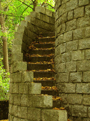 stairs 04 by Pagan-Stock