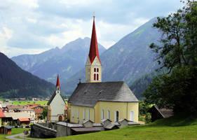 Church 12 by Pagan-Stock