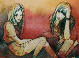 Sisters O Sisters by Vikulina