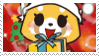 Aggretsuko Gift by cytord