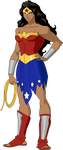 Diana of Themyscira: Wonder Woman by YNot1989
