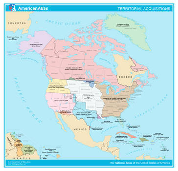 2080: US Territorial Acquisitions in the Americas by YNot1989