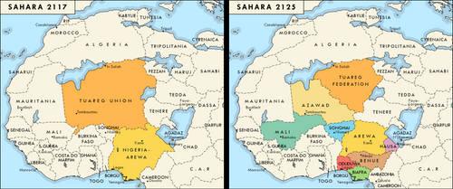 Sahara War by YNot1989