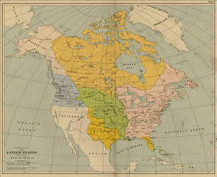 Manifest Destiny: A More Perfect Union by YNot1989