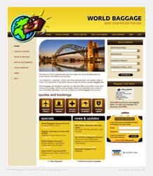 World Baggage by scrack26