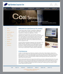 Coal Services Corporate by scrack26