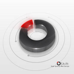 -Shift- Logo by El3ment4l