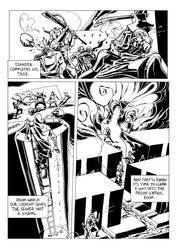 Wayfar - Chapter 3: Home Sweet Plan, page 10 by Dragonbaze