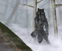 Commission- DevonXxX by RedWolfmoon