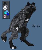 Skylar by RedWolfmoon