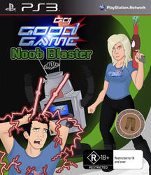 Good Game Noob Blaster HQ by FuturamaFreak1