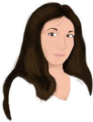 Randi Portrait by FuturamaFreak1