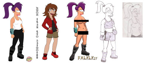 Gallery of Tracing by FuturamaFreak1