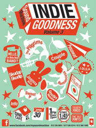 INDIE GOODNESS Volume 3 by nimbusnymbus
