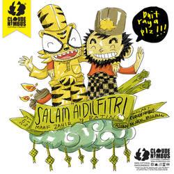 Selamat Hari Raya Aidilfitri 2012 by nimbusnymbus