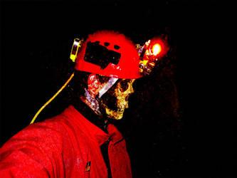 Death Mine Worker by pdentsch