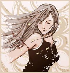 Tifa Lockheart by liora