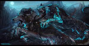 The Only Predator Here... by PricklyAlpaca