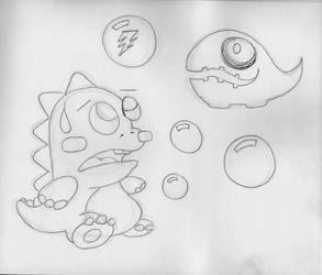 Bubble Bobble by RuneSword