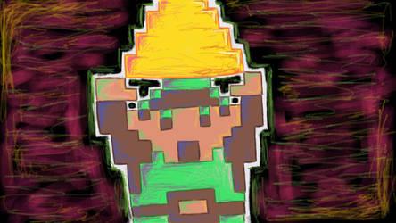 8-Bit Link by RuneSword