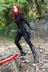 Black Widow Cosplay by ShryeCosplay