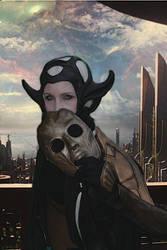 Dark Elf Cosplay Asgard by ShryeCosplay