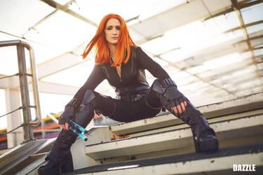 Black Widow cosplay @ Dutch Comic Con by ShryeCosplay