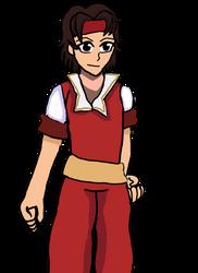 Yukimura Sanada (Fairy Tail AU) by Celestial-Snowflake
