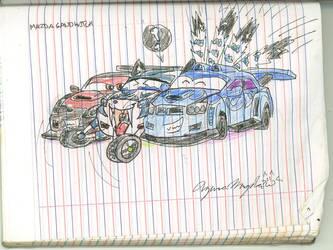 Mazda Sandwitch by MazdaTiger