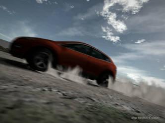 MOAR DUST3 by MazdaTiger