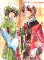 -Suiko- Another New Year by 4y4m3