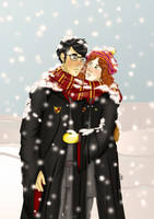 Let it Snow by SaneAsIam98