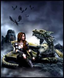 Dragon by tWistiDmuNky