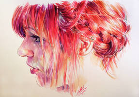 agnes-cecile by him560