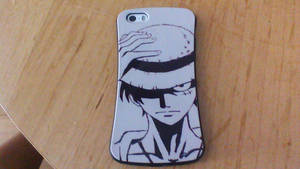 Brand New iPhone 5S cover by Kaleido12