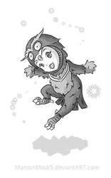 Piratia Cler2 by maroonmasks