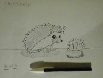 Prickly by amgrim