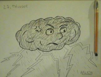 Thunder by amgrim