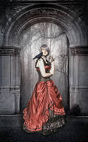 Lady of Crows by Noirin-Stock