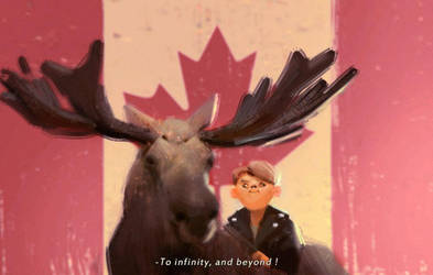 moving to canada ! by Zedig