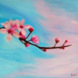 Sakura by sakijane