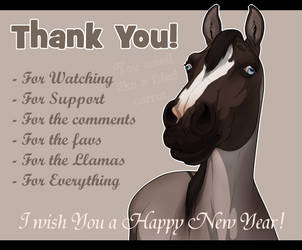 Thank you all by BH-Stables
