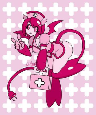 Nursebot by UnagiTakanashi