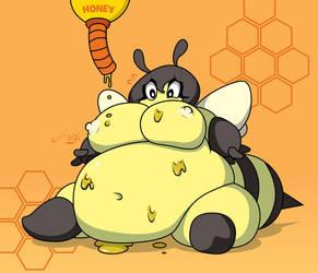 UnBEElievably full of honey by UnagiTakanashi