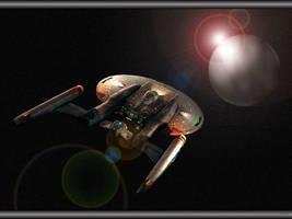 entering orbit v1 by dare