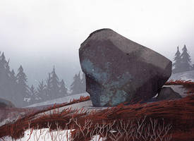 Peggys rocks by beavotron