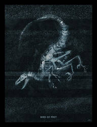 Jurassic Park - Bird of Prey by beavotron