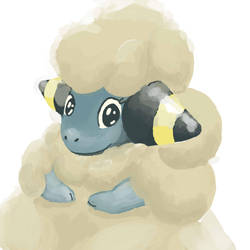 Mareep Icon by eanbowman