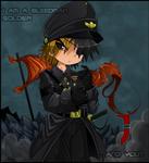 General of the bleedman-Army by julif-art