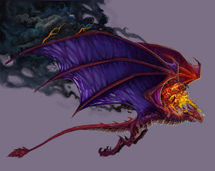 dragon by julif-art